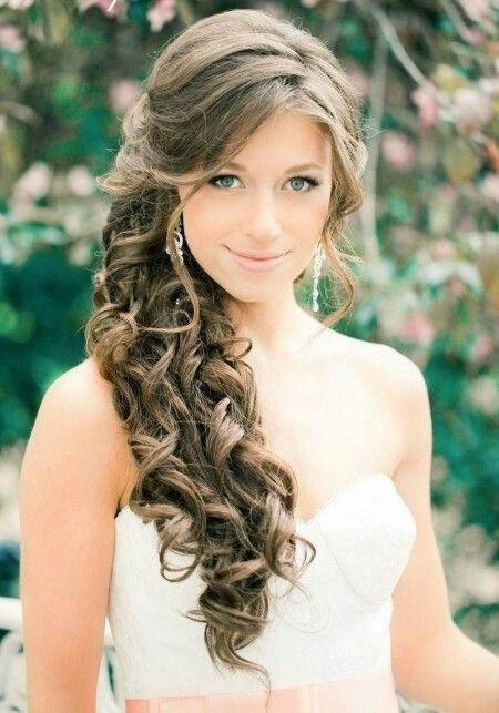 Peinados para la boda - 7