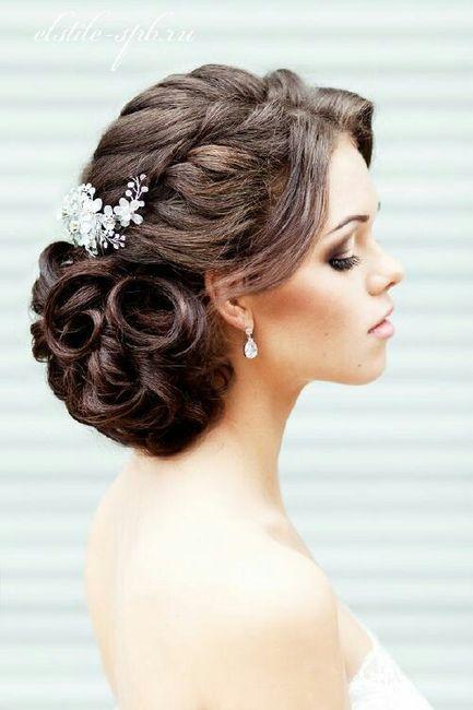 Peinados para la boda - 8