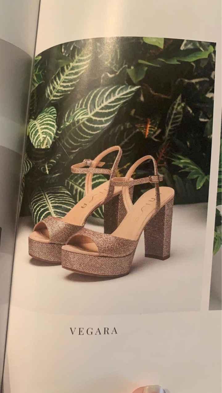 ¿Dónde y de qué marca elegisteis los zapatos? - 1