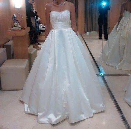 cambios en el vestido - moda nupcial - foro bodas