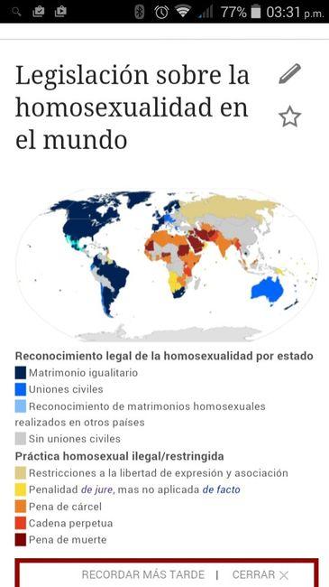 Destinos de luna de miel para gays, lesbianas y heteros, claro. - 1