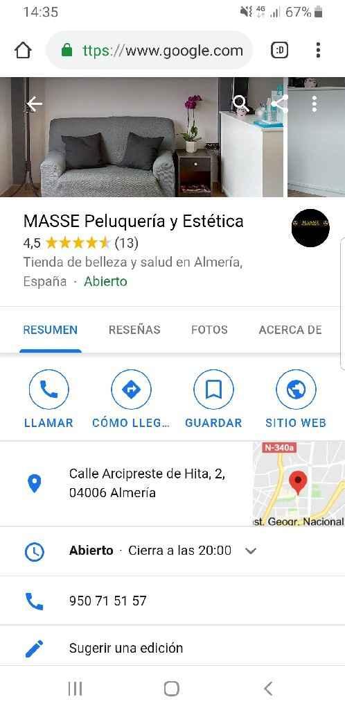 En busca de la peluquería ideal en almeria - 1