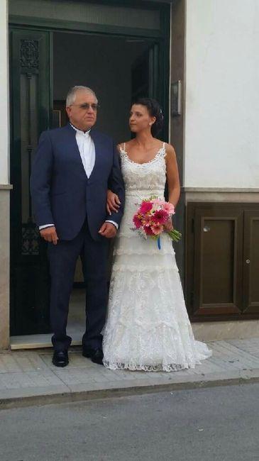 traje de novia boho chi - moda nupcial - foro bodas