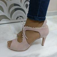 Zapatos blancos o de color?? - 1