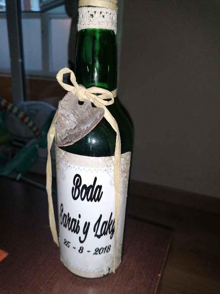 Botellas de sidra 35cl - 1