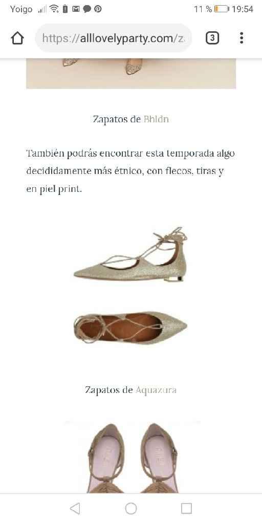Sandalias para cambiarme - 2