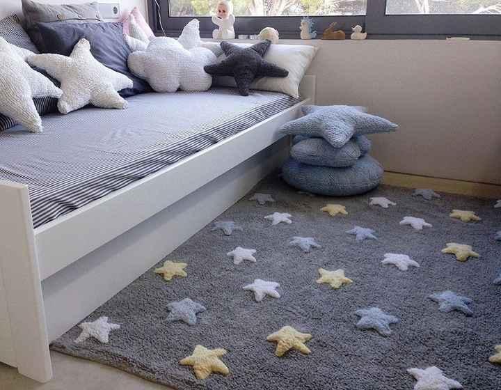 alfombra estrellitas