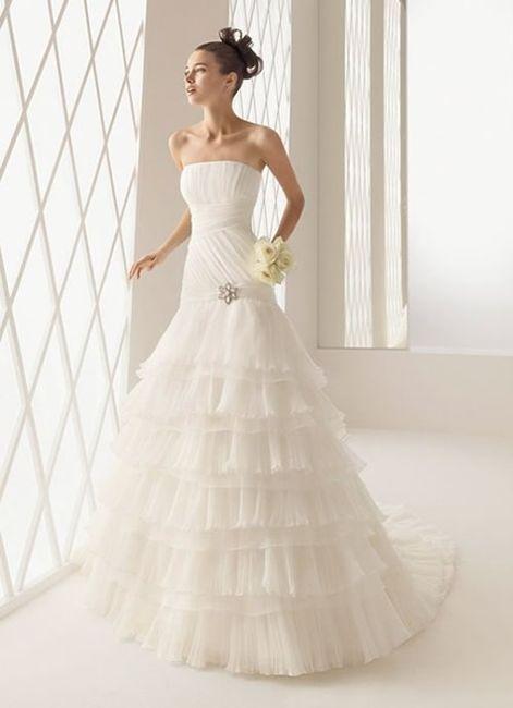 b1e51156e Vestidos novias de segunda mano - Moda nupcial - Foro Bodas.net