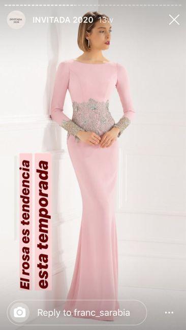 Alguien con damas de honor y este color? 3