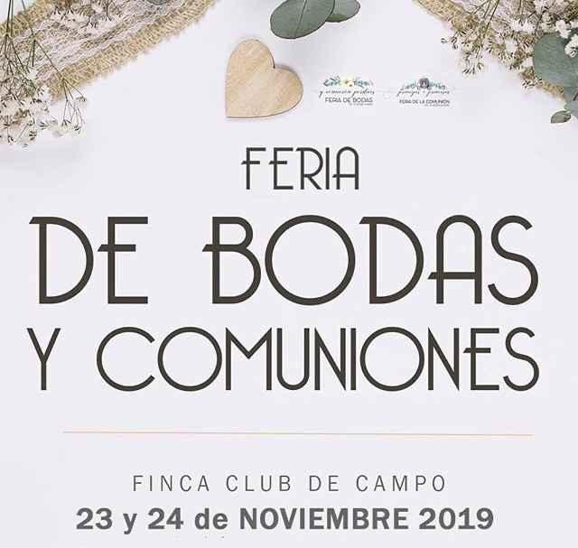 feria de bodas 2019-2020-madrid - 1