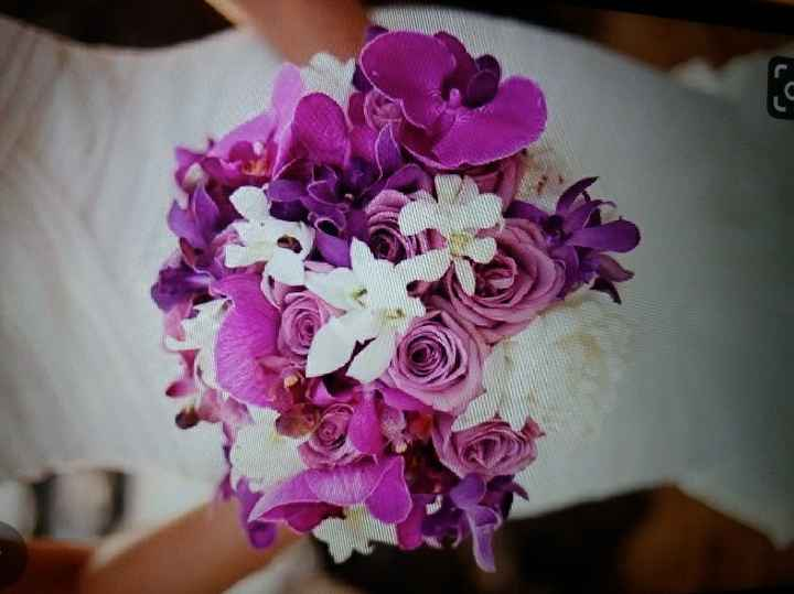 Escoger la decoración floral para el día B - 4