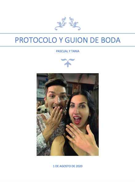 Protocolo día B. - 1