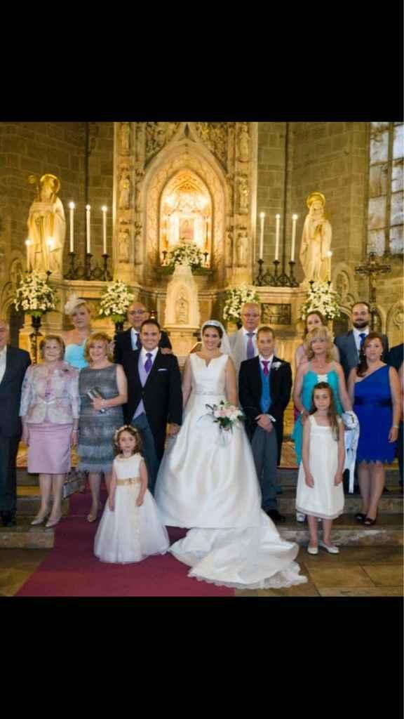 Bodas 2017 iglesia san agustín de valencia - 1