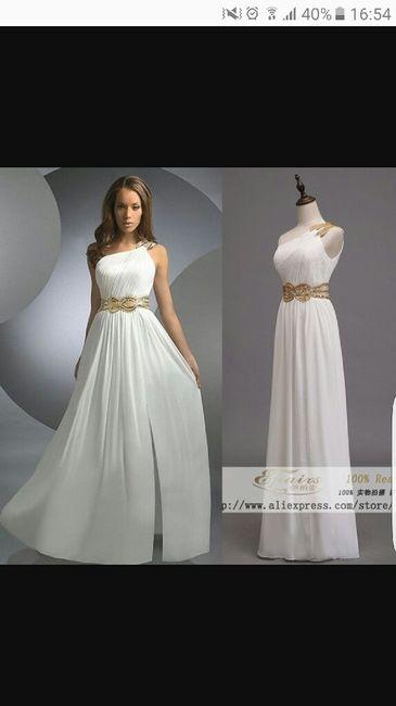 Vestido boda íntima y sencilla - Foro Bodas.net