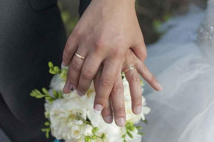 Alianzas de boda - 1