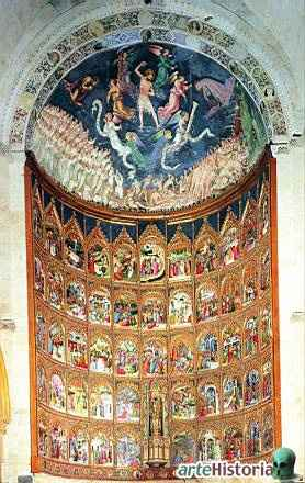 catedral vieja 2 el retablo de cerca