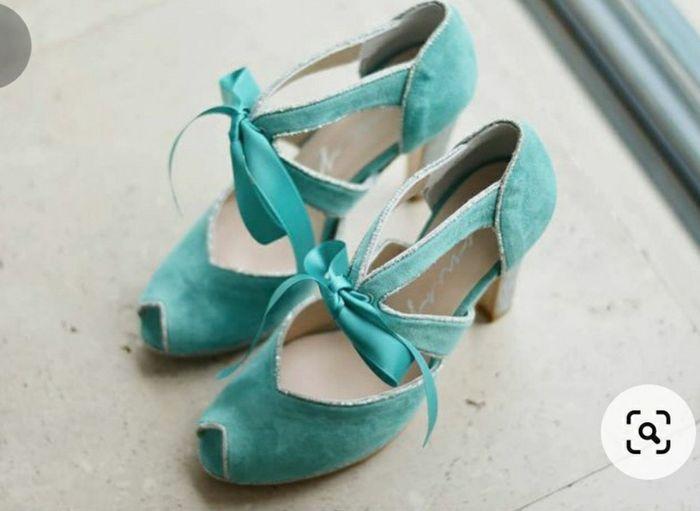 ¿A qué zapatos lanzas los dardos? 👠 - 1