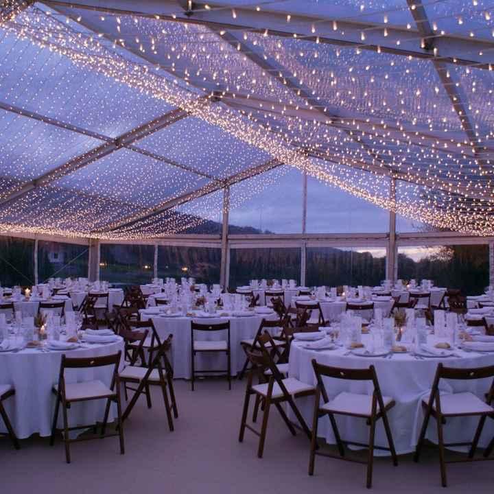 techo de luces