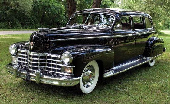 cadillac series 75 fletwood 1948