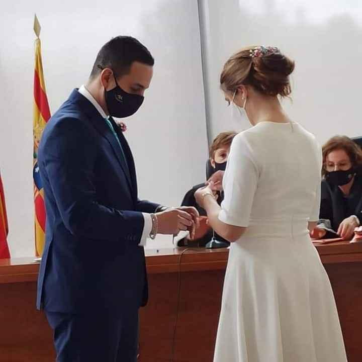 Mascarilla en la ceremonia? - 1