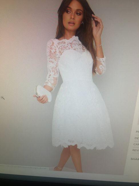 Vestido de novia en Chi Chi London 3