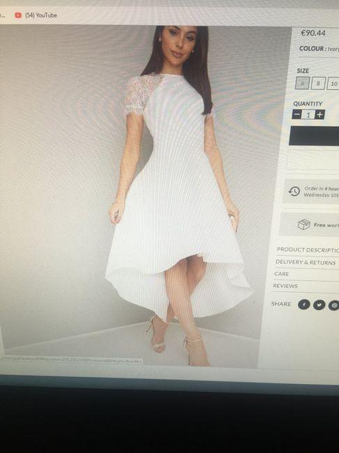 Vestido de novia en Chi Chi London 1