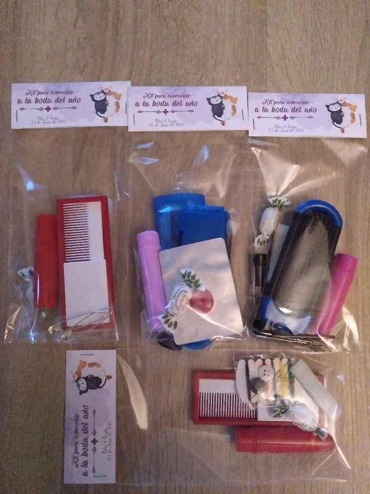 Kits de emergencia - 1
