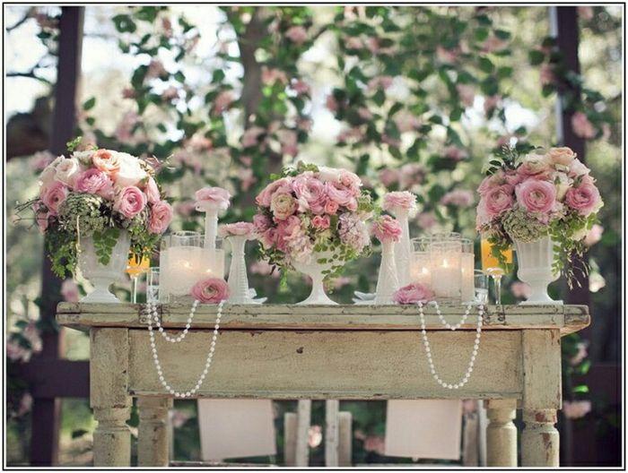 Decoraci n boda vintage organizar una boda foro - Decoracion de bodas vintage ...