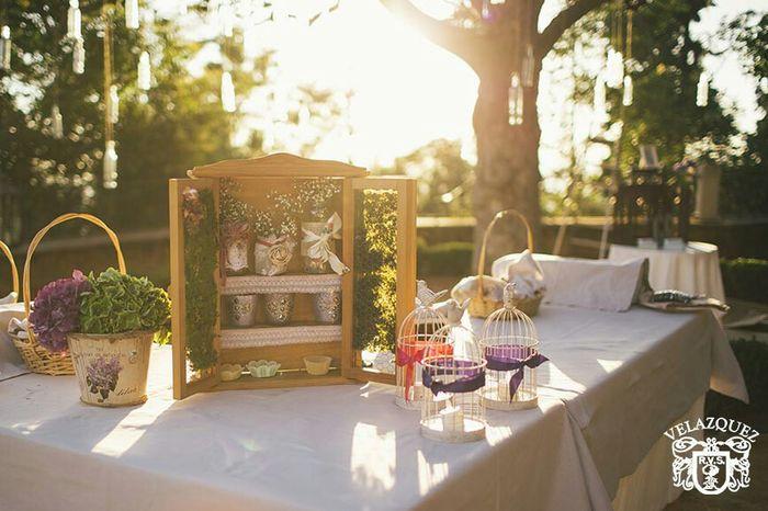 Decoraci n boda vintage organizar una boda foro - Foro decoracion ...