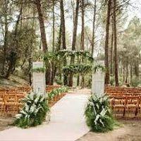 Decoración boda en el bosque - 8