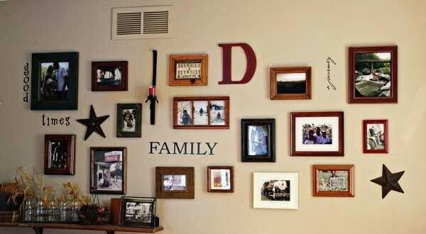 Regalo para nuestros padres organizar una boda foro Paredes decoradas con fotos