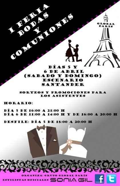 Feria bodas cantabria