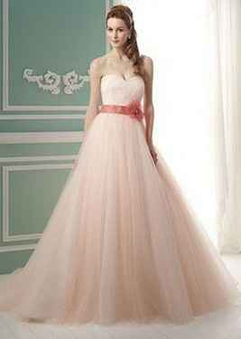Vestido rosa de novia si o no?? - 3
