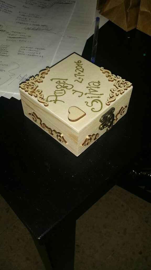 "Mi boda ""Harry Potter"" - 2"
