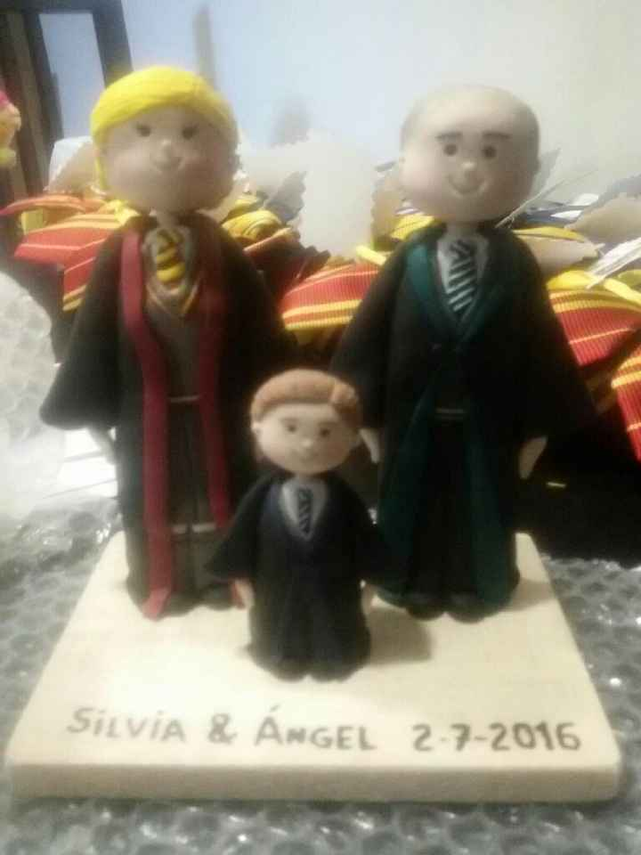 "Mi boda ""Harry Potter"" - 6"