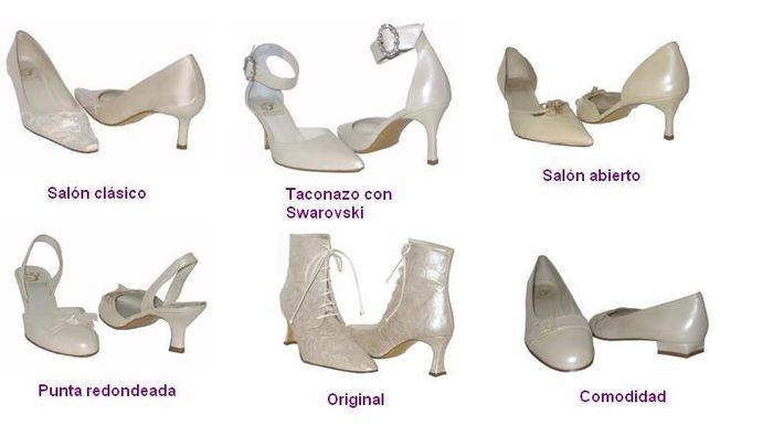 f8c2bf90ed13 Zapatos novia sara navarro - Moda nupcial - Foro Bodas.net