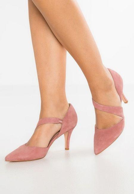 Zapatos de terciopelo 4