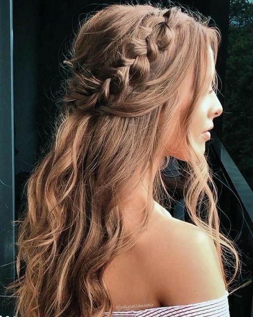El cabello: ¿S, M o L? - 1
