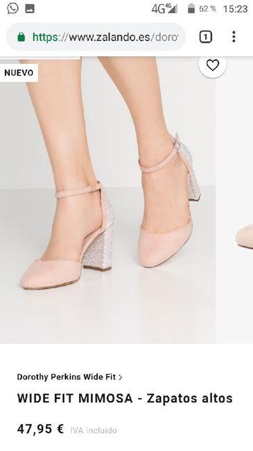 Sandalias color nude - 2