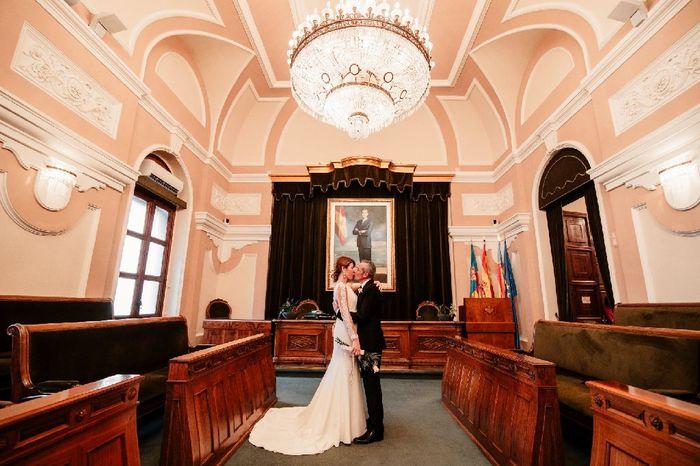 Finalmente casados en los tiempos de Covid!! 24