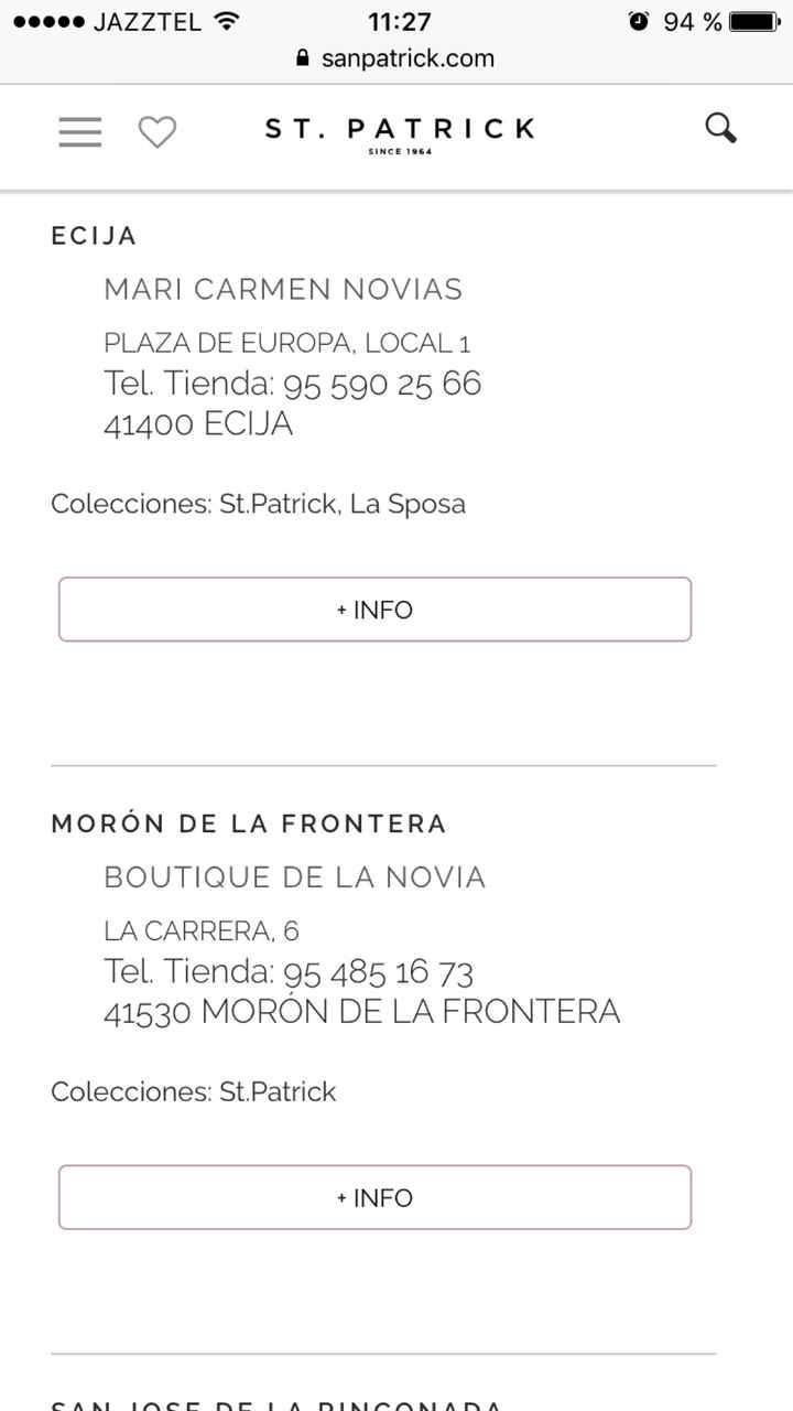 Tienda St Patrick en Sevilla? - 4