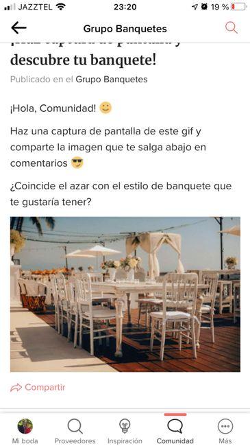 ¡Haz captura de pantalla y descubre tu banquete! 9