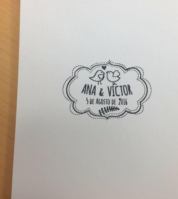 mi sello de boda