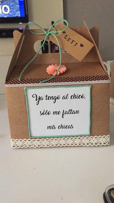 Pre regalo para damas de honor manualidades foro - Manualidades regalo boda ...