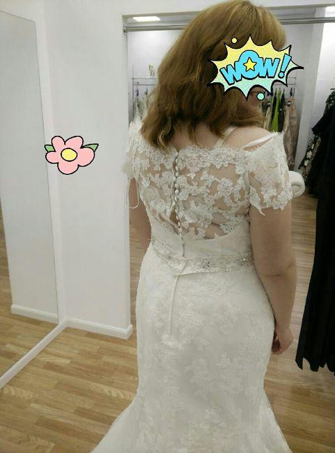 bdc1f91c7 Sentimiento agridulce con un vestido. - Moda nupcial - Foro Bodas.net