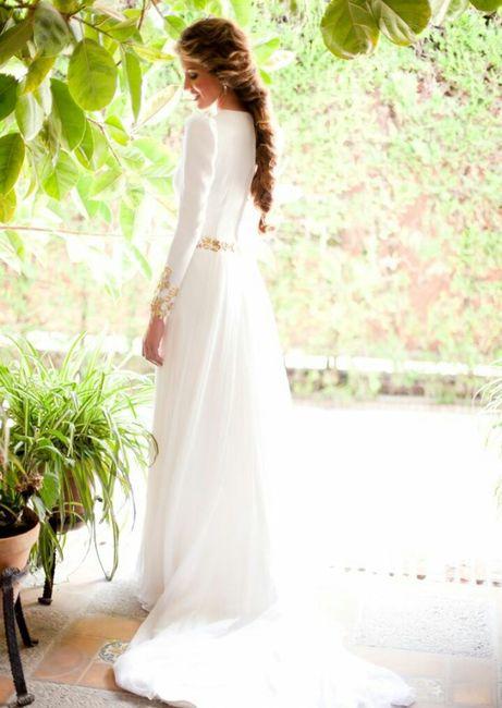 Precio vestido de novia panambi
