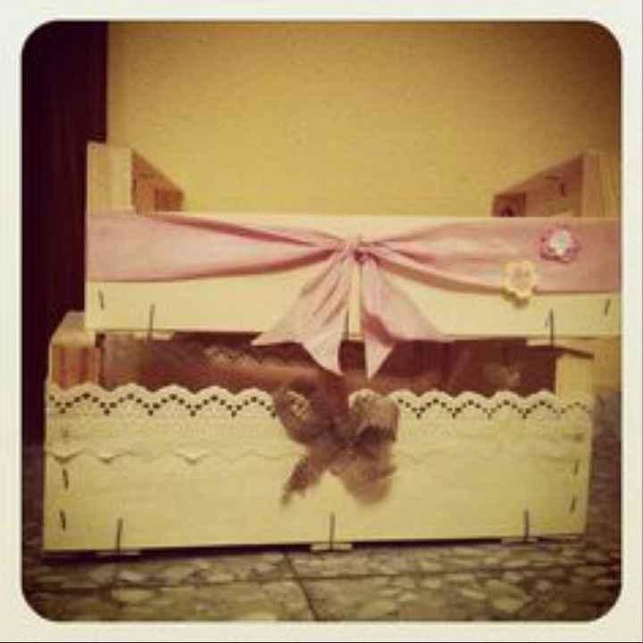 caja de fruta decoradas
