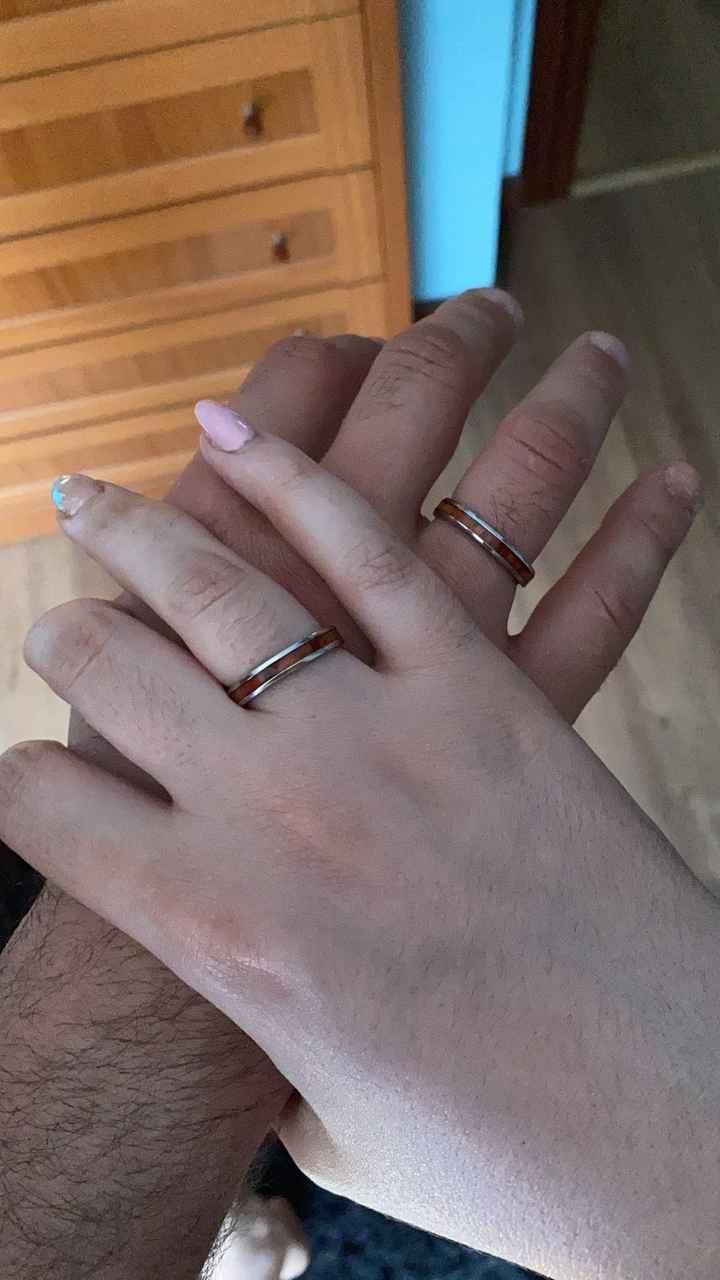 Ya tenemos anillos - 2