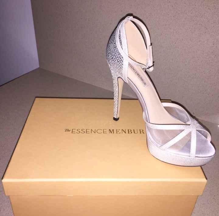 Mis bellos zapatos