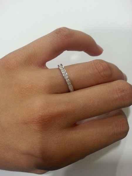 El anillo!
